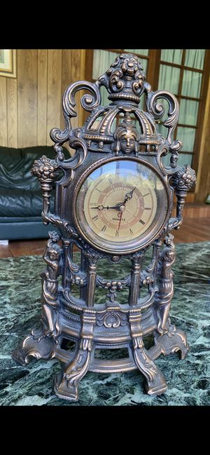 Antique copper clock for Sale in Los Angeles, CA