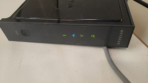 Cable company approved;NETGEAR router & bluetooth speaker for Sale in Mount Morris, MI