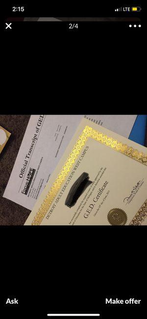 Diploma for Sale in Brandon, FL