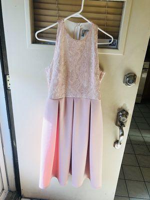 ASOS blush pink dress for Sale in Des Plaines, IL