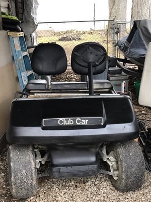 36v electric golf cart (club car) for sale for Sale in Celina, OH