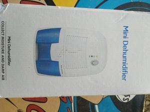 $25 MINI DEHUMIDIFIER for Sale in Las Vegas, NV