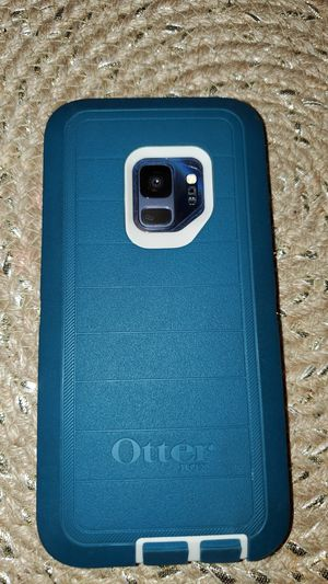 Samsung galaxy s9 otter box case for Sale in Pedricktown, NJ