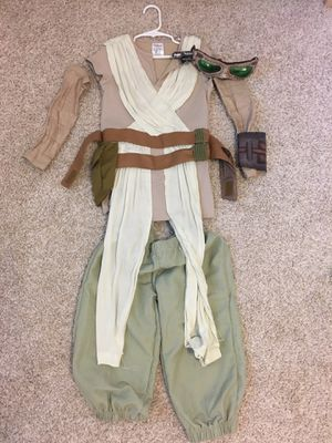 Disney Store Star Wars Rey Costume-7/8 for Sale in Euless, TX