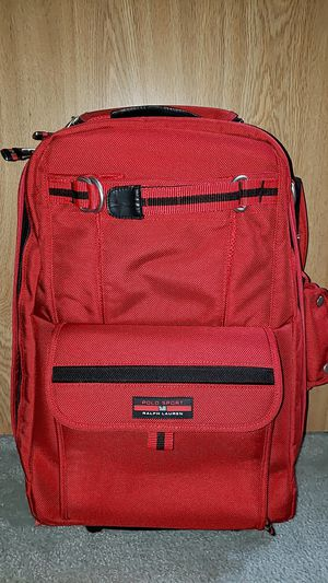 Polo Sport Rolling Carry on Lughage Backpack for Sale in Vancouver, WA
