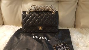 Chanel Vintage Classic Double Flap Quilted Bag for Sale in University Place, WA