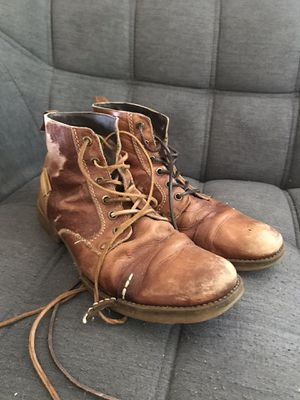 Used Bull Boxer Boots for Sale in Portland, OR