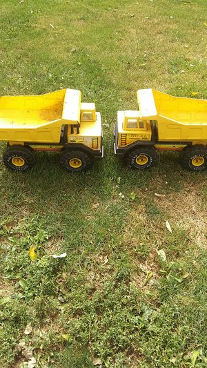 To Tonka trucks $50 for Sale in Northwood, OH