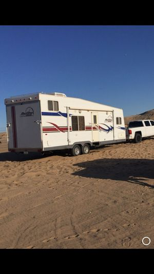 07 fleetwood redline toyhauler for Sale in Somerton, AZ