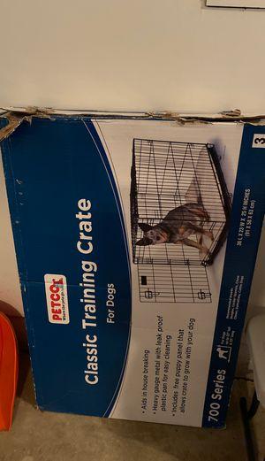 Dog crate for Sale in Alexandria, VA