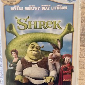 Shrek DVD for Sale in Portland, OR