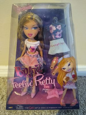 Bratz Yasmin feelin pretty doll New for Sale in Brandon, FL