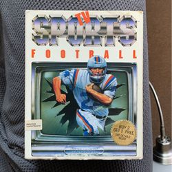 Cinemaware ; TV Sports : Football for Sale in Tacoma,  WA