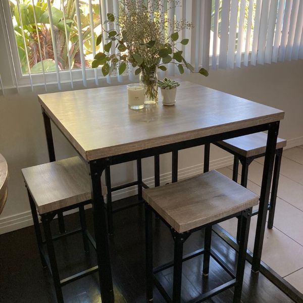 All New In Box Counter Height Dining Table Set