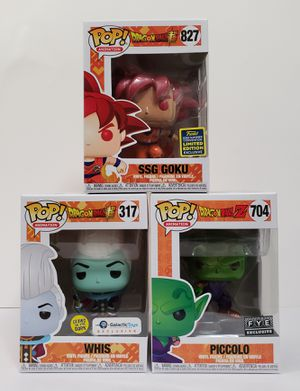 Funko Pop! Dragon Ball Z Exclusives for Sale in Glendale, CA