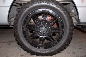 20 inch Black Rims for Sale in Hawthorne, CA