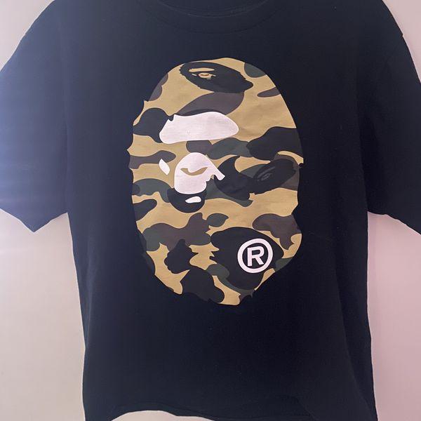 Bape Desert Camo Shirt ‼️