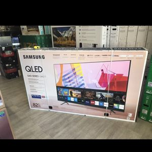 82 INCH SAMSUNG QULED 4K SMART TV for Sale in Chino Hills, CA