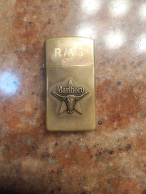 Marlboro zippo lighter for Sale in Fremont, CA