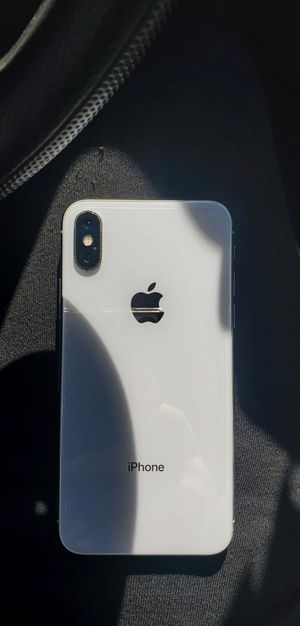 Es35****🎷🎷** I phone X unlocked ***🐅🐅🔵🎷 for Sale in Grove City, OH