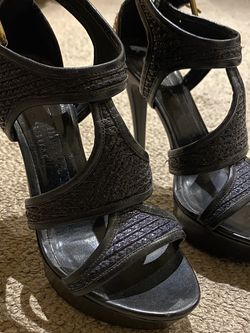 Burberry Heels Size 38 for Sale in Los Angeles,  CA