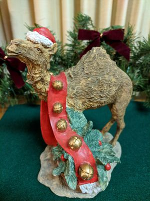 Camel Silver Deer Christmas Animal Collection by Tom Rubel for Sale in Annapolis, MD