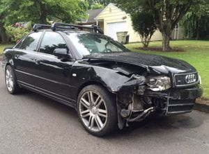 2002 Audi S4 Parts B5 A4 for Sale in Portland, OR