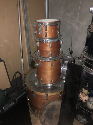 Rogers powertone drumset for Sale in Buena Park, CA