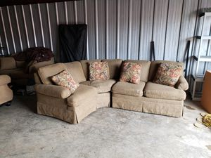 Sectional couch for Sale in Bartlett, IL