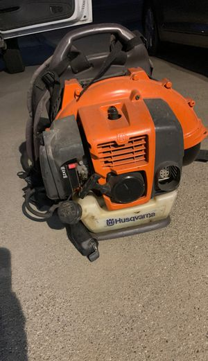 Husqvarna 150BT GAS POWERED BLOWER for Sale in Antelope, CA