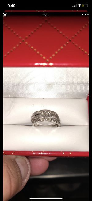 Wedding and engagement ring for Sale in Moreno Valley, CA
