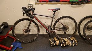 Kids cycle cross bike, island luath pro 24 for Sale in Evergreen, CO