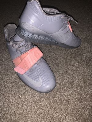 Nike Romaleos 3 squat shoes for Sale in Jacksonville, AR