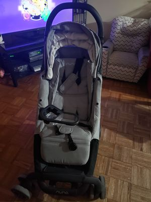 NUNA PEPP STROLLER FROST COLOR for Sale in Brooklyn, NY