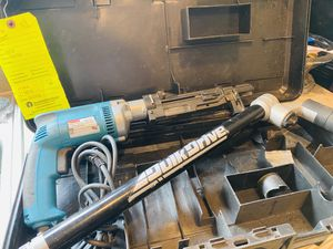 Screw gun or nail gun and its a Makita for Sale in Portland, OR