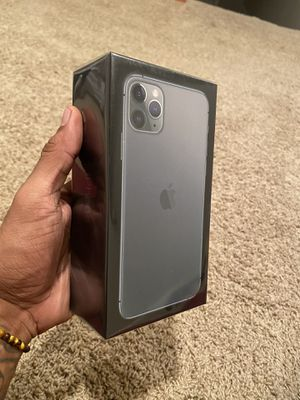 iPhone 11 Pro Max 512GB (Midnight Green) Brand New In The Box!!! for Sale in North Randall, OH