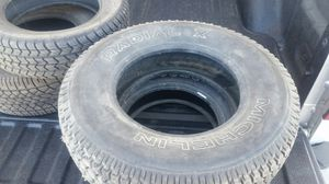 Michelin 215/75R15 tire used {contact info removed}/75/15 for Sale in Turlock, CA