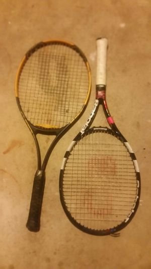 Tennis rackets for Sale in Bolingbrook, IL