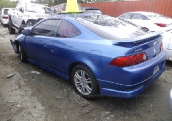 2005 Acura RSX for parts contact for any parts you need