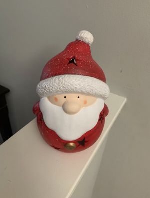 Tealight candle holder Santa Claus for Sale in Middle River, MD