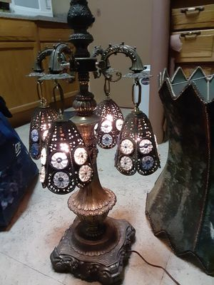 Antique lamp for Sale in UPPR CHICHSTR, PA