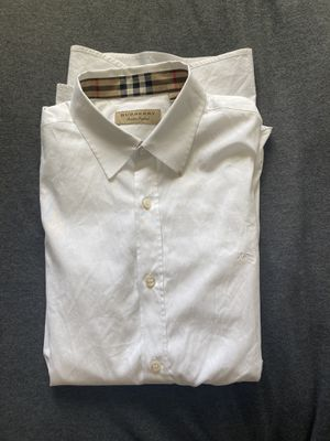 Men's Burberry Button Down Shirt - Long Sleve for Sale in Orlando, FL