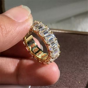 😍ON SALE🤩Unisex ✨18K Gold plated Ring- Unique Style/ baguette Cut⚡️ for Sale in Houston, TX