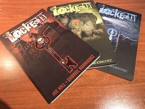 Locke and Key Vol 1-3 for Sale in Dallas, TX