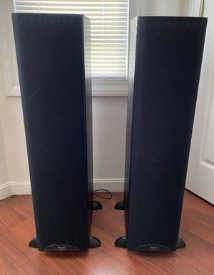 Klipch RF-3 II speakers. Pair. for Sale in Worcester, MA