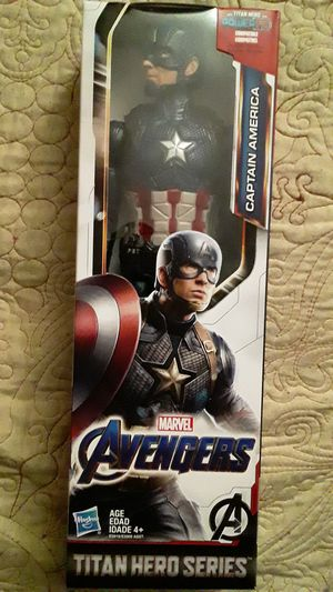 AVENGERS CAPTAIN AMERICA ACTION FIGURE NEW TOYS $10 ✔✔✔PRICE IS FIRM✔✔✔ for Sale in Huntington Park, CA