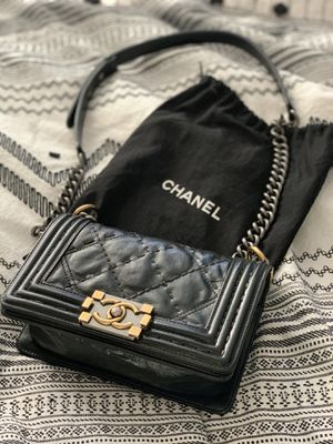 CHANEL Small Boy Bag (authentic) for Sale in San Diego, CA