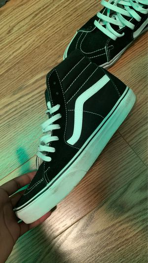 HIGH TOP VANS - SIZE 11 FOR 20 DOLLARS!!! for Sale in Richmond, VA