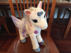 Furreal Friends Starlily Unicorn for Sale in Portland, OR