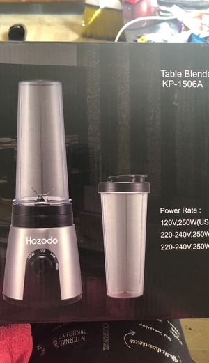 Brand new Hozodo Table blender for Sale in Oakland, CA